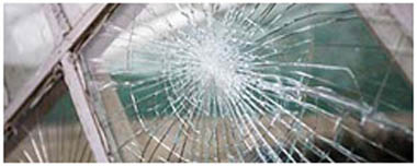 Westcliff On Sea Smashed Glass
